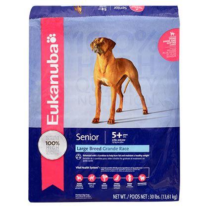 eukanuba large breed senior dry dog food petmeds