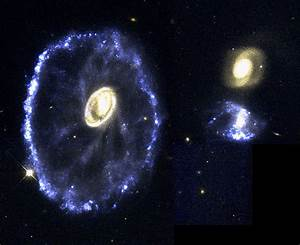 The Cartwheel Galaxy | ESA/Hubble