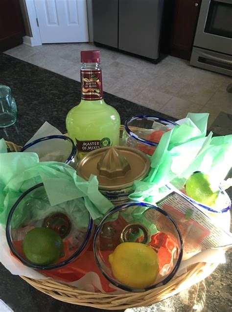Some are so in love with coffee that their day would not start without a cup or two of this delicious drink. Margarita Gift Basket | Margarita gift baskets, Coffee ...