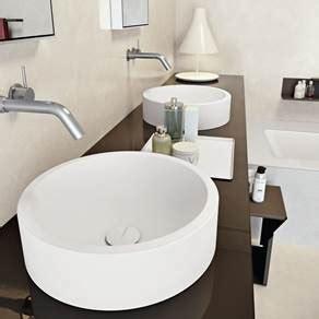 lavandini in corian mobili per bagno