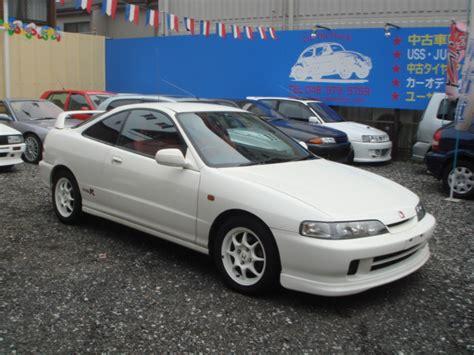 2001 Honda Integra Type Is Related Infomation