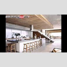 Wohnideen Küche Modern Weiß Glas Rückwand Graue