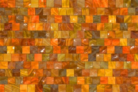 seamless squares autumn background  stock photo