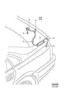 Volvo S60 Wiring Harness
