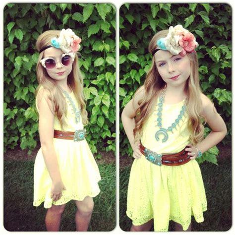 Fashion kids girl coachella boho   Jeannieu0026#39;s fashion looks ...
