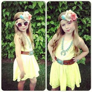 Fashion kids girl coachella boho | Jeannieu0026#39;s fashion looks | Pinterest | Coachella Fashion Kids ...