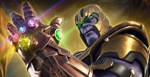 Fortnite Avengers Infinity War Thanos Event Now Live