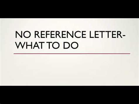 reference letter express entry    canada