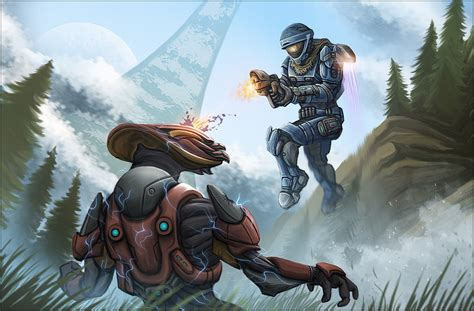 halo fan game download halo reach invasion by leywad on deviantart