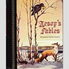 The Marlowe Bookshelf Aesop's Fables