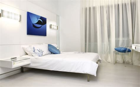 background bedroom white blue bedroom hd wallpaper hd latest wallpapers