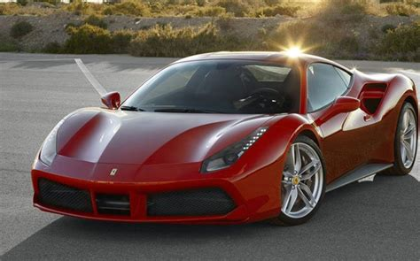 Ferrari Launches Swanky 488 Gtb In India At Rs 3.88 Cr