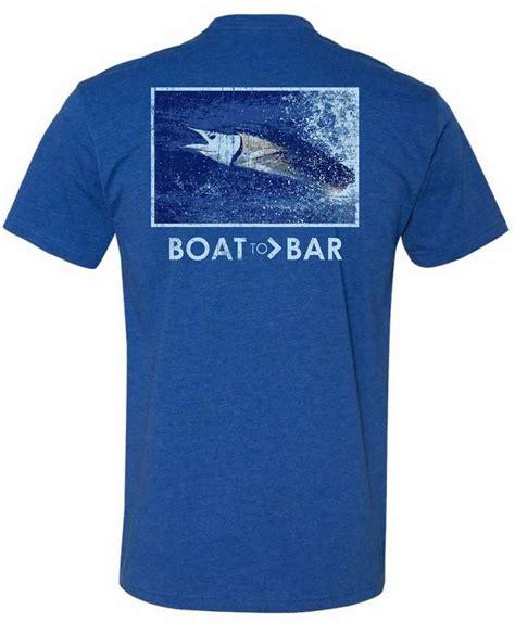 Sailfish Boats Shirts by Boat To Bar Sailfish T Shirt Tackledirect