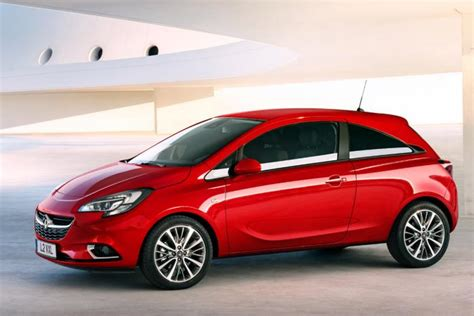 2015 Opel Corsa Revealed - The Truth About Cars