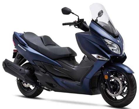 2019 Suzuki Burgman 650 by Suzuki Burgman 400 Abs 2019 เช คราคารถมอเตอร ไซค ร นใหม ๆ
