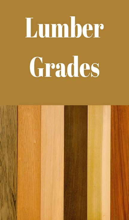 hardwood lumber grades  hardwood