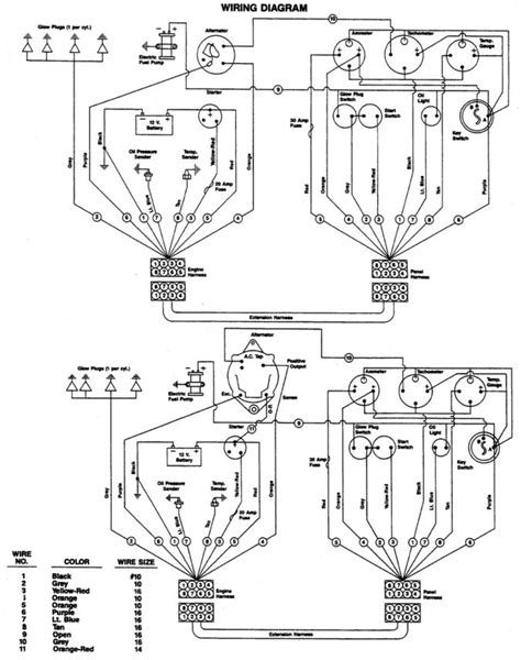 alternator wiring question sailboatowners forums