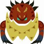 Hunter Monster Icon Tetsucabra Transparent Clipart Wiki