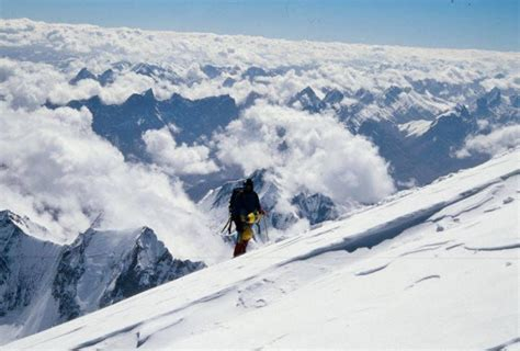 Mountaineering Broad Peak K3 Karakoram Park Pakistan