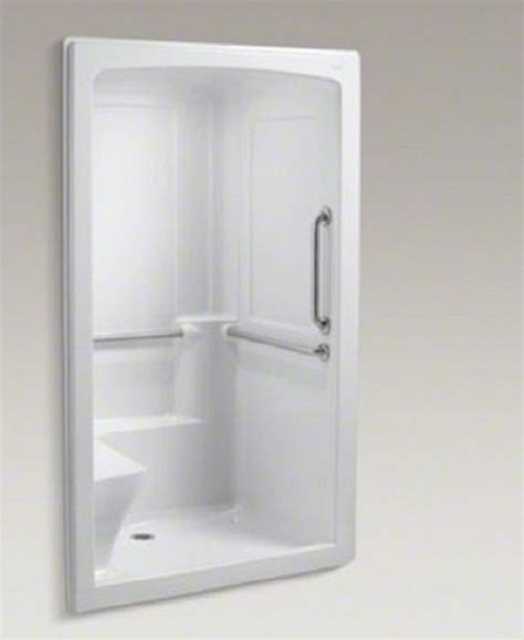 Fiberglass Shower Units by Stunning One Shower Units To Your Bathroom