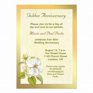 funny 50th wedding anniversary invitations With funny golden wedding invitations
