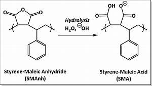 Reaction Scheme Demonstrating The Hydrolysis Reaction