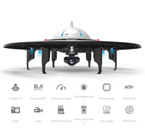 dbpower udi  ufo drone  app wifi iphoneness