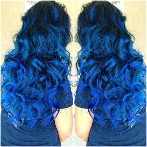 17 Best Ideas About Blue Hair Colors On Pinterest Bright