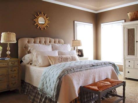 couleur chambre a coucher peinture chambre beige et marron chaios com