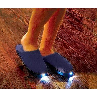 fun gadgets  led slippers