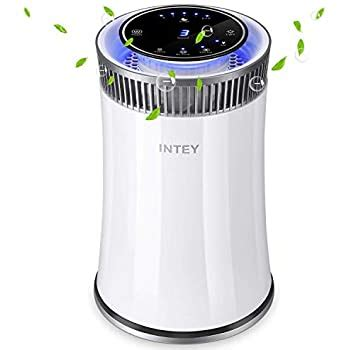 Amazon.com: INTEY Air Purifier Cleaner with HEPA Filters