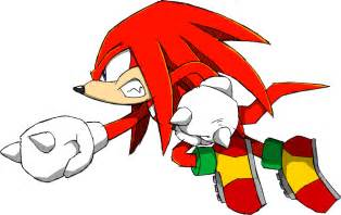 Knuckles the Echidna Sonic Channel