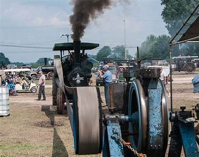 Engine Reunion Tractor Threshers National Hit Miss