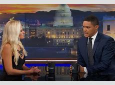 Trevor Noah Finally Filled Jon Stewart's Shoes With His