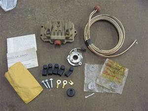 Nos Delco Ti Transistorized Ignition Kit Amp Wiring  U0026 Distributor Magnet 24v