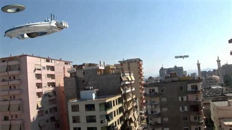 ufo  fier albania youtube