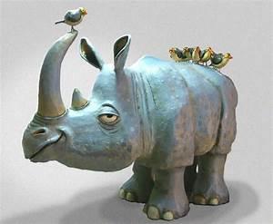 Sculpture En Papier Maché : secreto de papel steve sack figuras en papel mach ~ Melissatoandfro.com Idées de Décoration