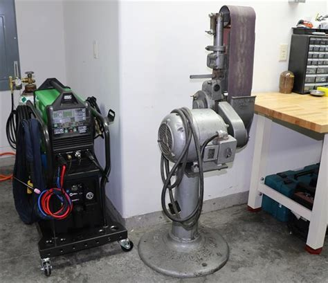 photo index porter cable machine   belt sander