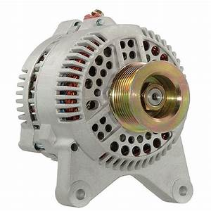 High Output 250amp Alternator Fits Ford E F Series Trucks