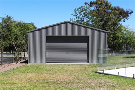 Australian Sheds And Garages by Steel Garages And Sheds For Sale Ranbuild