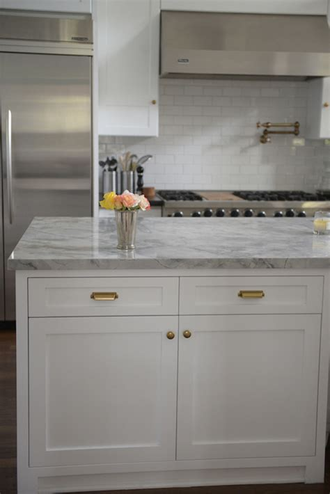 dolomite countertops transitional kitchen amber