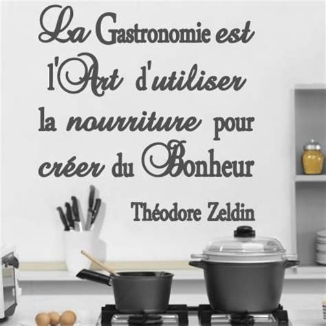 citations cuisine stickers lili t stickers citation gastronomie