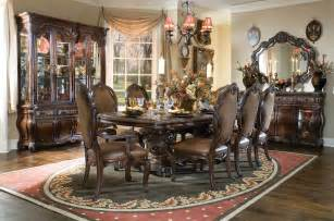 furniture dining room sets essex manor aico dining set aico dining room furniture