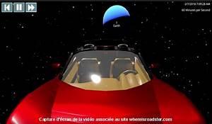 Tesla Dans Lespace : un site web pour suivre le roadster tesla envoy dans l espace ~ Nature-et-papiers.com Idées de Décoration