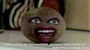 Annoying Orange - Passion of the Fruit [VOSTFR] (HD) - YouTube