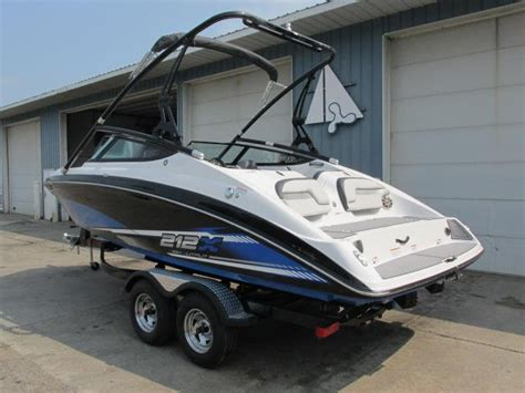 Yamaha Boats Dealers Michigan by 2016 New Yamaha 212x Jet Boat For Sale 49 499 Lansing