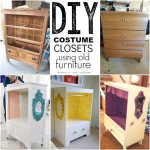 Repurpose Old Tv Cabinet by Repurposing Old Furniture Kid Friendly Ideas Playtivities