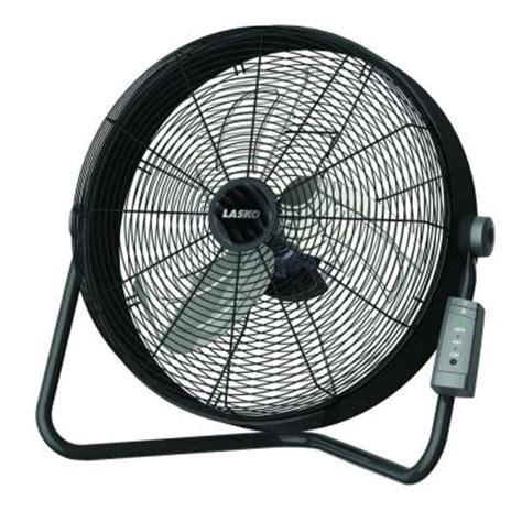lasko 20 in high velocity fan with remote