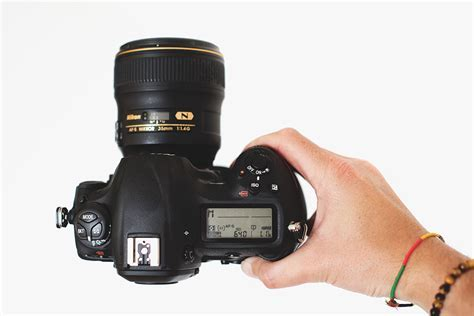 Nikon D5 DSLR camera review Nikon Rumors