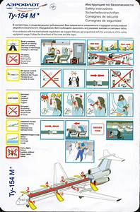 26 Best Airplane Safety Images On Pinterest